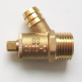 Heavy Pattern 1/2 Male Threaded Drain Off Cock - 07002470